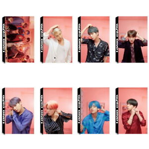 KPOP-Bangtan-Boys-Album-MAP-OF-THE-SOUL-PERSONA-Lomo-Card-Poster-Photo-Card