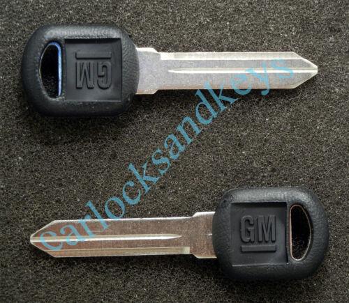 NEW 1995-1998 GM GMC Sierra Truck Key blanks blank
