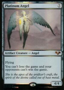 Platinum-Angel-FOIL-NM-FtV-Angels-Magic-MTG