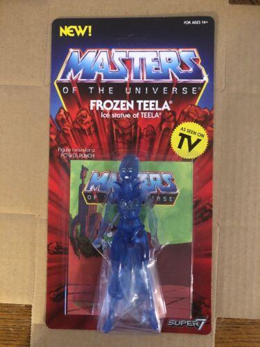 Super 7 Maîtres de l/'univers vintage Wave 3 Frozen Teela en Stock