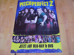 >>>>>Anna Kendrick: Pitch Perfect 2 - Poster <<<<< - Strasshof an der Nordbahn, Österreich - >>>>>Anna Kendrick: Pitch Perfect 2 - Poster