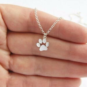 1PC-Silver-Cute-Puppy-Cat-Pet-Paw-Footprint-Tag-Pendant-Necklace-Birthday-Gift