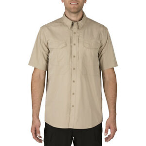 Zomer Overhemd.5 11 Tactisch Stryke Korte Mouw Heren Zomer Overhemd Politie Bewaker