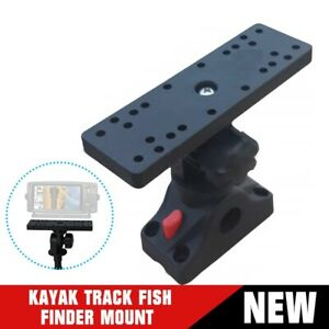 Brocraft Kayak Track Mount Paddle Holder//Kayak Paddle Clip for Track//Kayak Paddle Holder