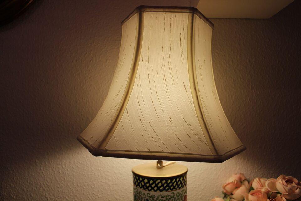 Anden bordlampe, Kinesisk