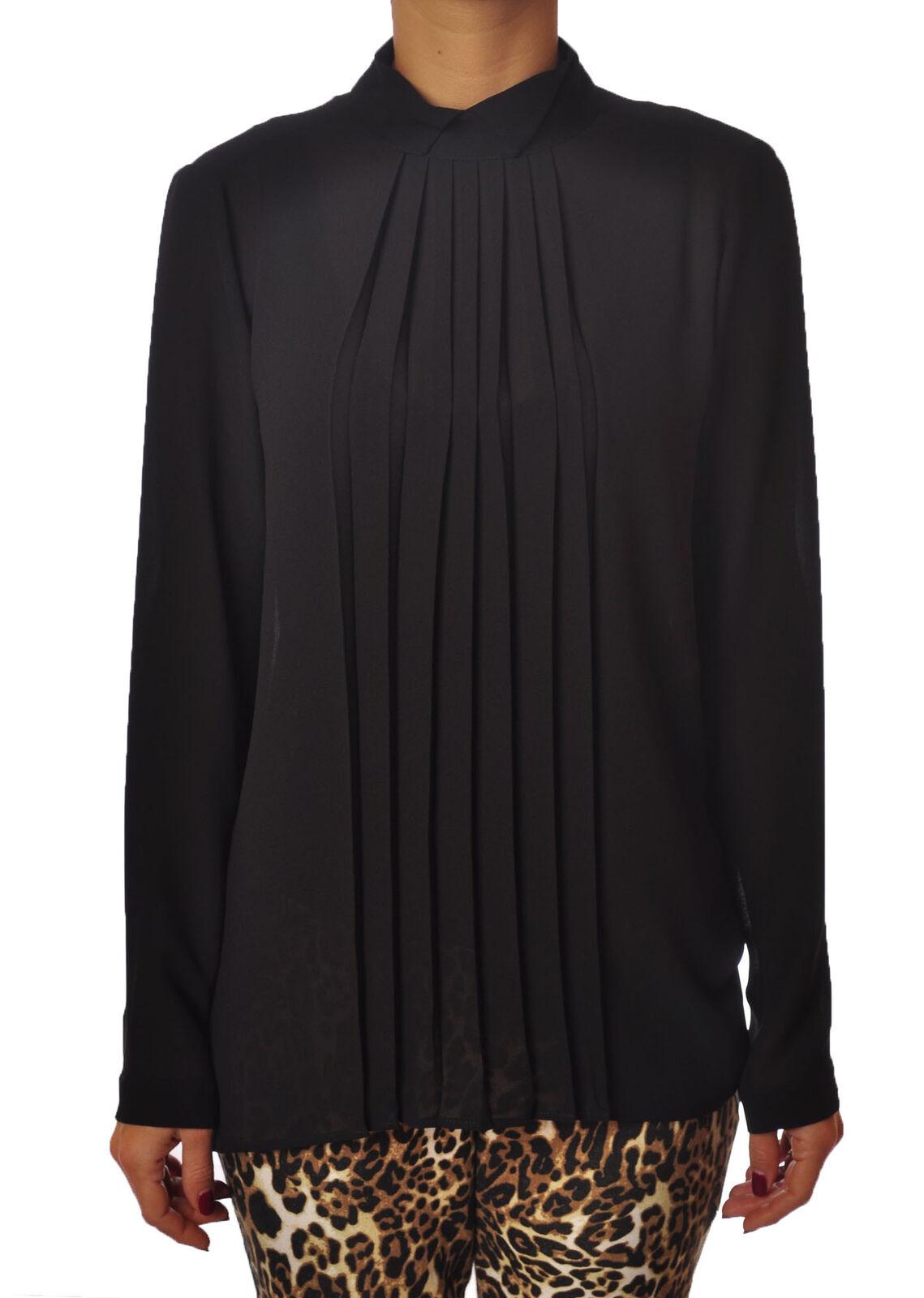 Rame - Shirts-Shirt - Woman - schwarz - 4406304M184305