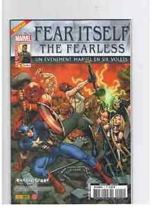 LOT-FEAR-ITSELF-THE-FEARLESS-1-2-3-4-5-6-AVENGERS-CAPTAIN-AMERICA-SERIE-COMPLETE