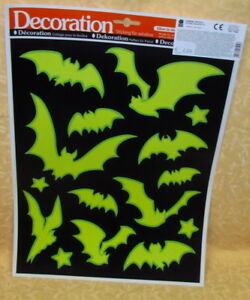 Art-halloween-VETROFANIA-CHE-SI-ILLUMINA-AL-BUIO-PIPISTRELLI-cod-18982