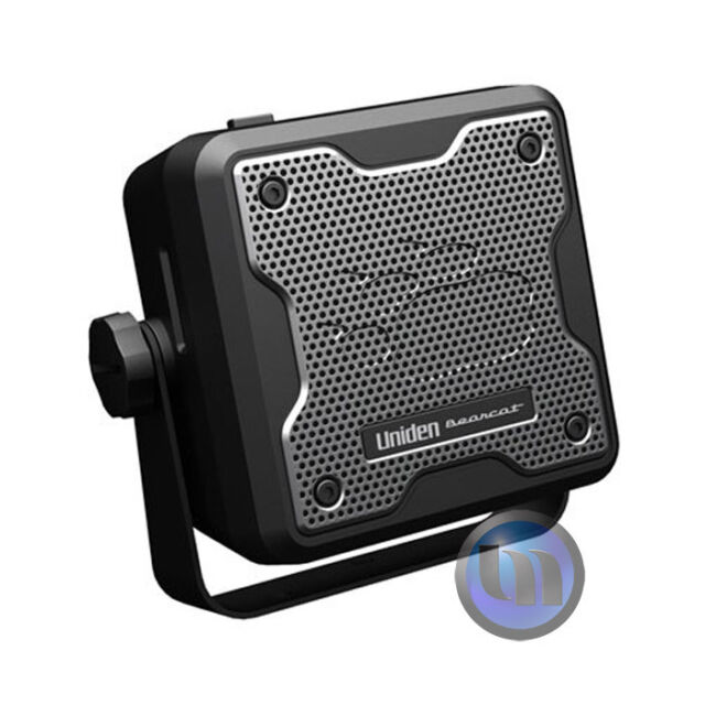 """15W Quality Uniden Bearcat 3"""" Extension Speaker for UHF CB AM Radios Scanners"""