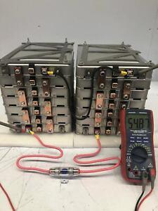 Nissan-Leaf-48-volt-Battery-G1-Lithium-Ion-7-kWh-500-watt-per-module-Lot-of-14