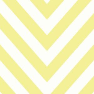 Chevron-Zig-Zag-Papier-Peint-Rouleaux-Jaune-Holden-Decor-12573