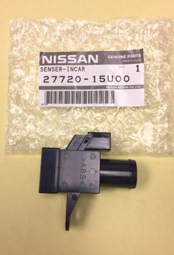NISSAN OEM Temperature-In-Car Interior Temperature Sensor 2772015U00