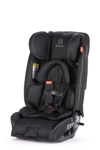 Free Shipping!! Diono 2018 3 RXT Convertible Car Seat In Black Brand New