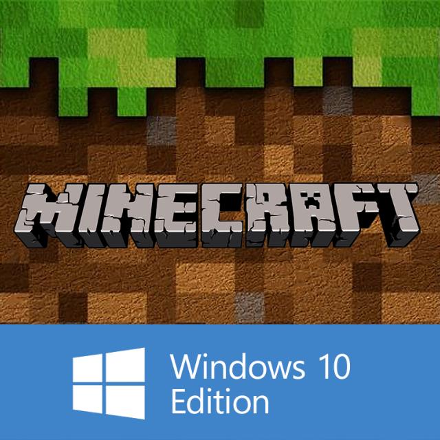 Minecraft Windows 10 Edition PC Region Digital Key Code 100