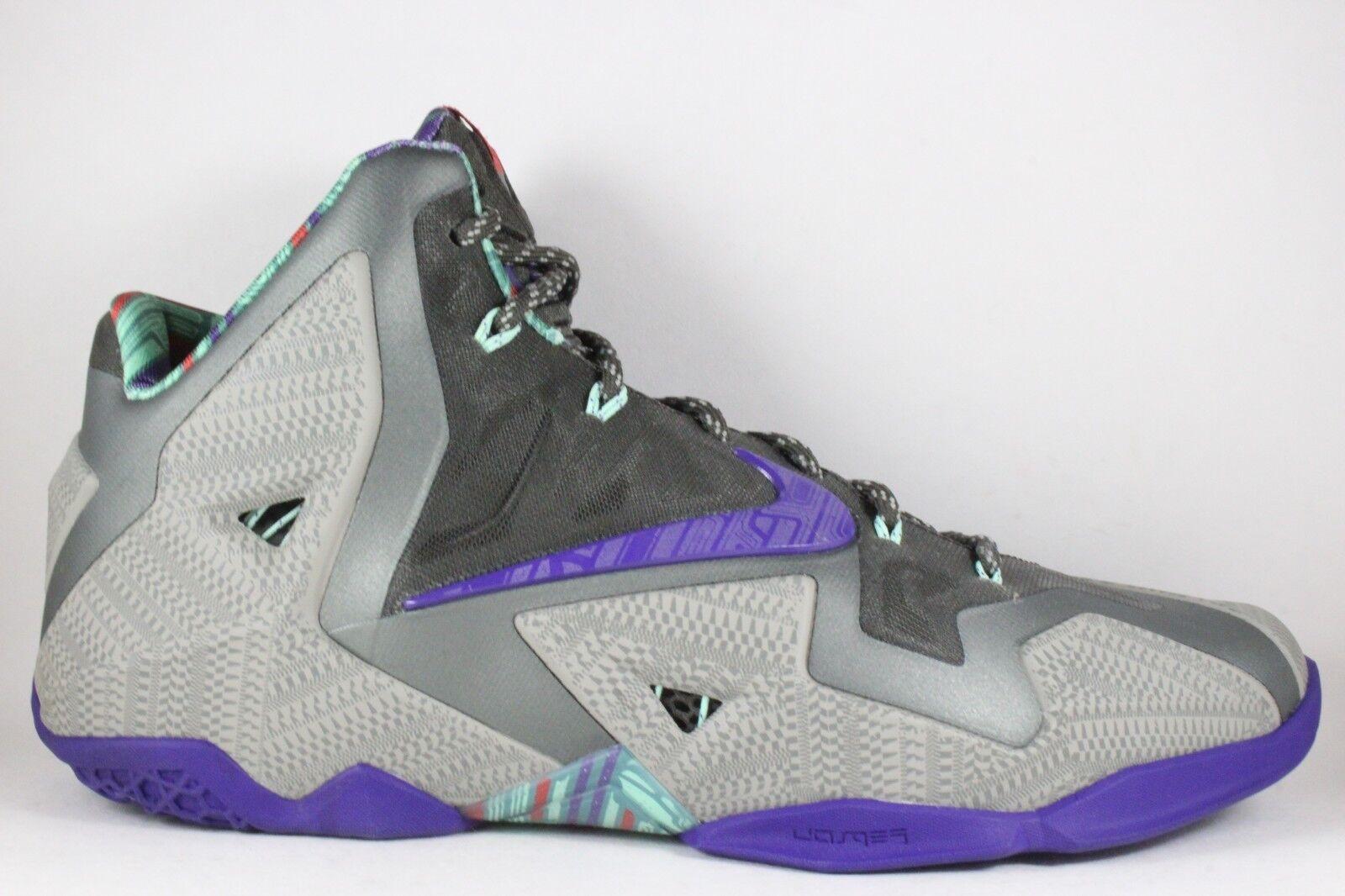 Nike LeBron 11 XI Terracotta Warrior size 11