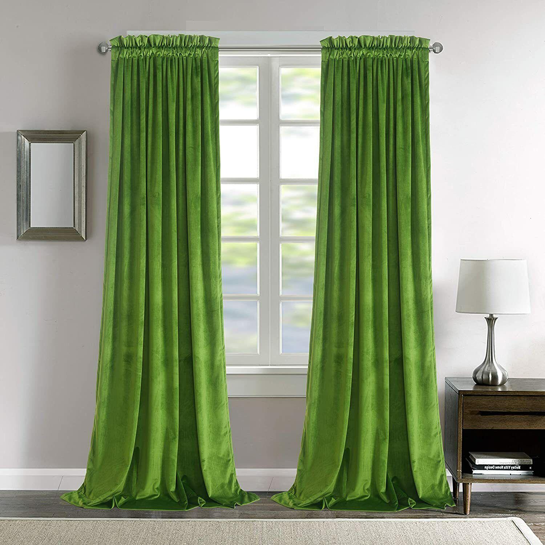 Nicetown Bedroom Blackout Velvet Curtain Panels Sound Reducing Heavy Matt Top For Sale Online Ebay