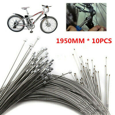 Bicycle Shift Shifter Derailleur Gear Stainless Steel Inner Cable Wire hot