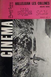Hallelujah-i-Colline-di-Adolfas-Mekas-Cinema-Avant-Scene-N-64-di-1966