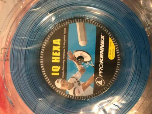 Pro kennex IQ HEXA calibro 1,23mm matassa 200m azzurro