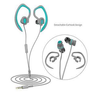 Ecouteurs-intra-auriculaires-avec-micro-et-avec-Crochet-d-039-oreille-amovible