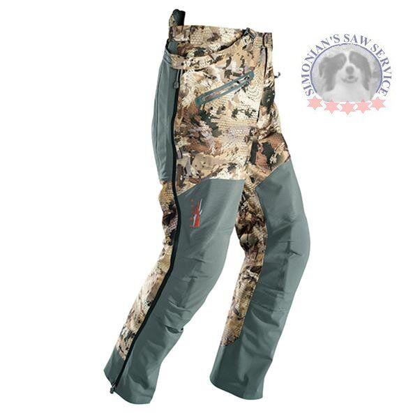 Sitka Gear 50112-WL-LT Diseño Pantalón Optifade aves acuáticas Grande Alto