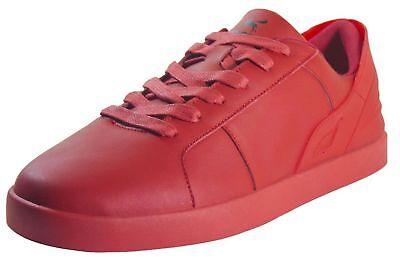 Triesti Mens Shell Low Top Skateboarding Shoes RED Size 9 9 5 10 10 5 11  11 5 12 | eBay