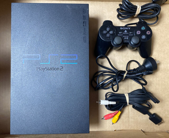 2275 Playstation 2 PS2 PAL console Chipped PAL/NTSC/NTSC U/C + Free Post