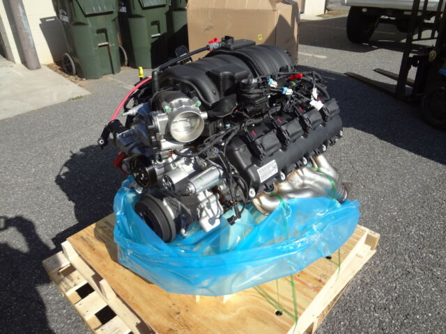 Dodge 6.4L 392 Hemi New Complete Drop in Engine Assembly Mopar Hot Rod Crate Oem