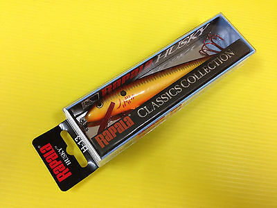 Rapala Classic Collection Husky H-13 BCF Bleeding Copper Flash Color Minnow Lure