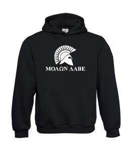 Labe Sparta Spartan I 5xl Hoodie Bis King Sprüche Molon Lustig Herren tdq6Upt