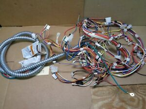 Awesome Wiring Harness Oven Wiring Diagram Database Wiring Digital Resources Almabapapkbiperorg