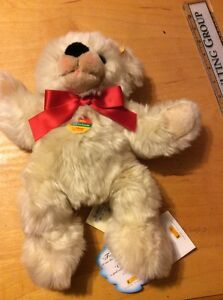 "Steiff Teddy Bear Plush Toy Blonde Bobby"" Cosy Friends Collection 01370/30"