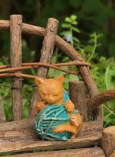 Accessories Kittens Miniature Dollhouse FAIRY GARDEN Set of 2