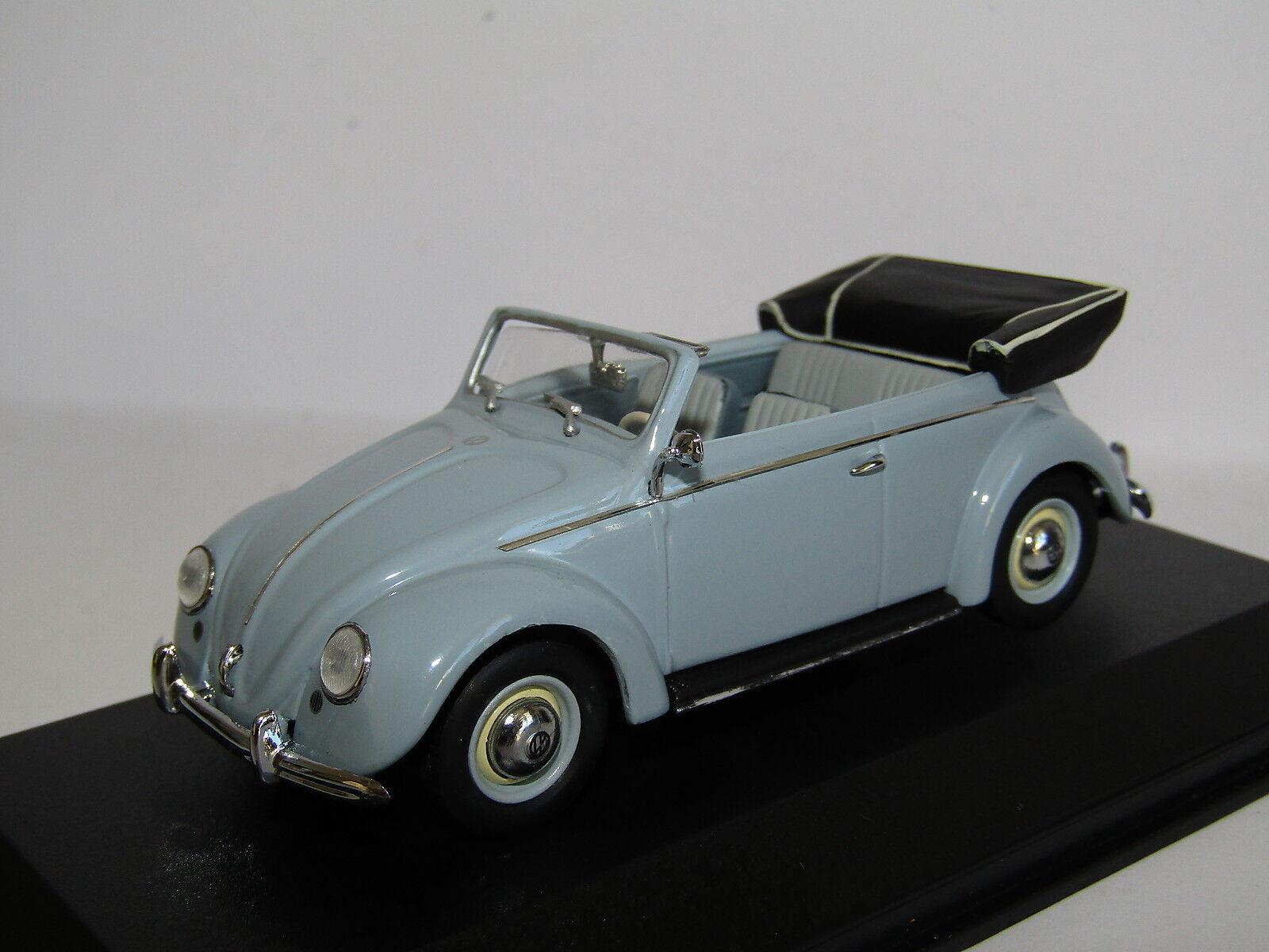MINICHAMPS VW 1200 CABRIOLET 1951-1952 GREY 1 43