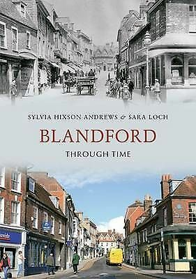 1 of 1 - Hixson-Andrews-Blandford Through Time  BOOK NEW