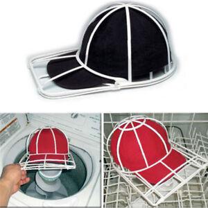 Waschen-Kaefig-Baseball-Ball-Cap-Washer-Rahmen-Hut-Shaper-Trocknen-Rennen-ZJHN