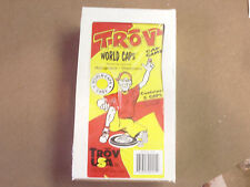 TROV USA CAP GAME WORLD CAPS ORIGINAL UNOPENED  BOX OF (36)  PACKS BY TROV 1993
