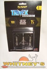 NAP Trivex CROSSBOW Shockwave 100 Grain - 3 Pack-60-875