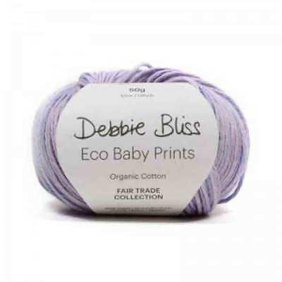 10 Tonos Debbie Bliss Bebé Eco Impresiones Hilo nuestro precio £ 4.45