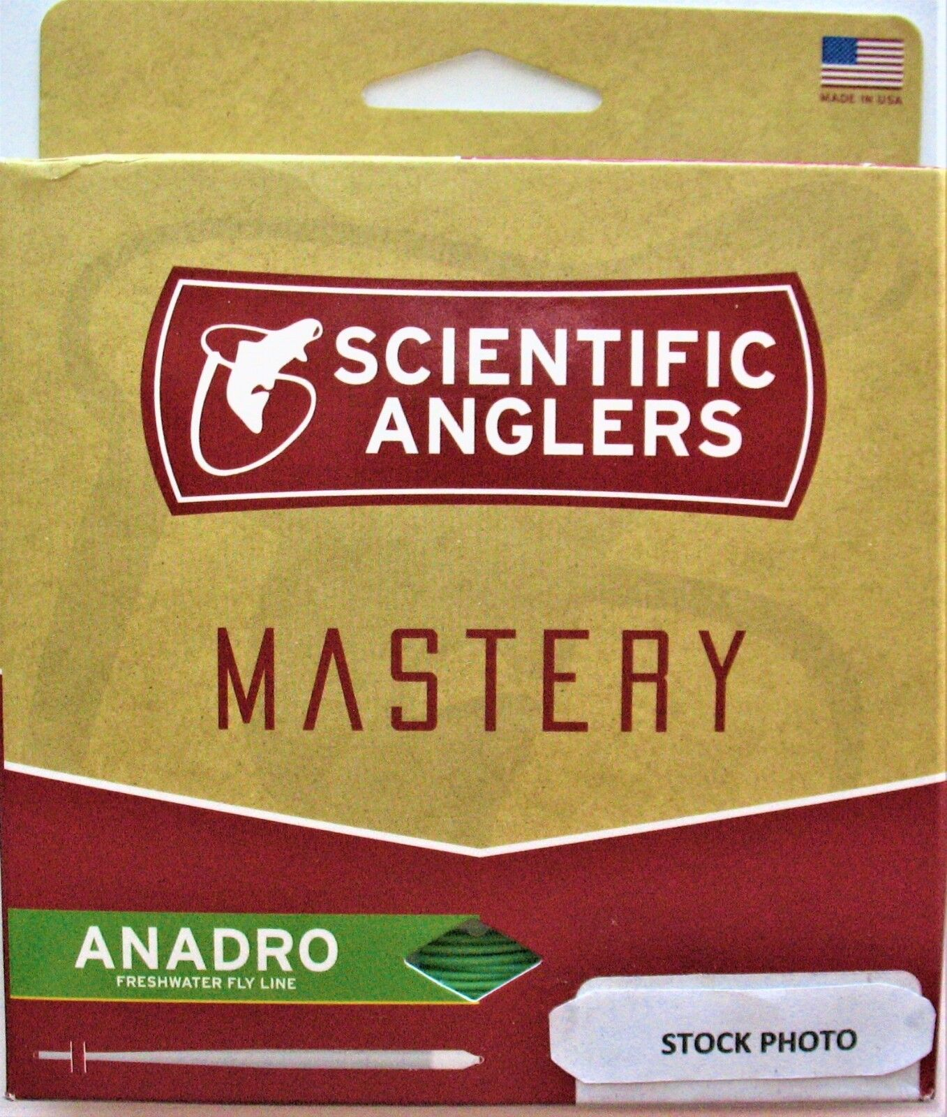 SCIENTIFIC ANGLERS MASTERY ANADRO  Select Größe  FREE WARP SHIPPING  FREAKY FAST