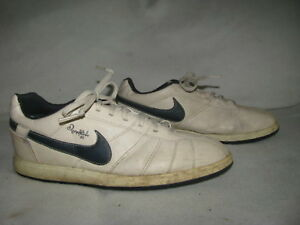 1b98cfaae29e73 Details about Nike Ronaldinho 10R 315261-247 Indoor Soccer Cleats Mens Sz  9.5 Athletic Shoes