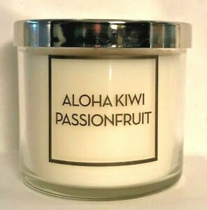 New-ALOHA-KIWI-PASSIONFRUIT-Single-Wick-Candle-Bath-amp-Body-Works-Ships-Free