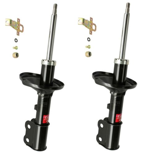 Pair Set of 2 Front KYB Excel-G Suspension Struts For Lexus ES250 Toyota Camry