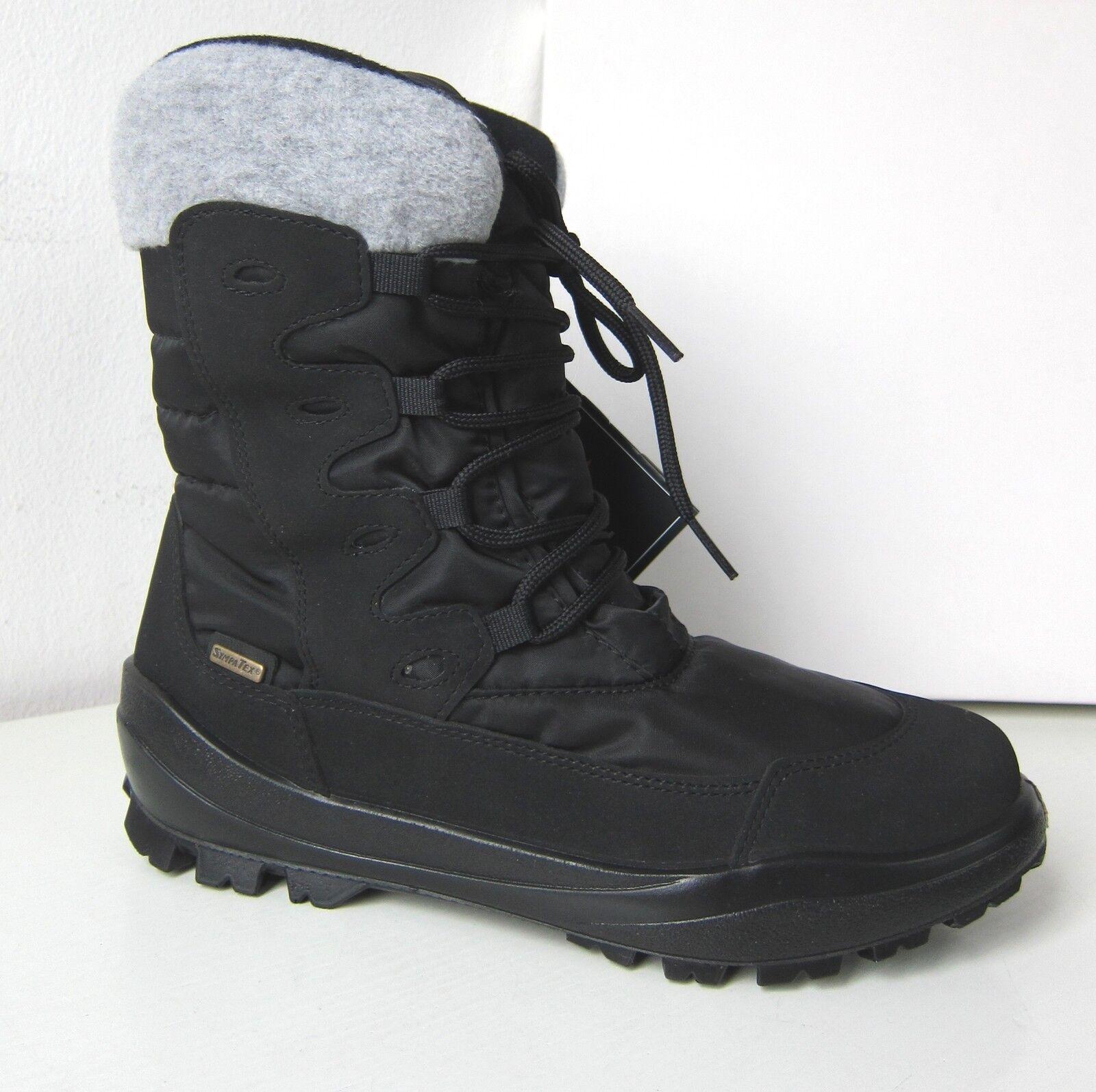 Tamaris Winter Stiefel SympaTex warm black Gr. 40 Winter Boots black