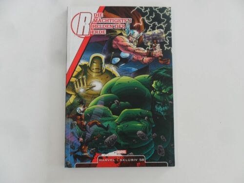 Marvel Exklusiv 58 Die Mächtigsten Helden der Erde 1 Panini Softcover Z.1