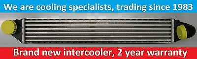 BRAND NEW INTERCOOLER FORD GALAXY / SEAT ALHAMBRA / VW SHARAN 1.8 TURBO/1.9 TDI