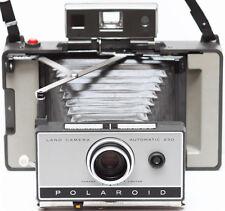 Polaroid 230 Instant Film Folding Camera Made in USA 1960s Fully Operational