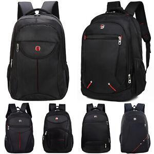 Mens-Waterproof-Camping-Backpack-Outdoor-Sport-Travel-Hiking-Rucksack-School-Bag