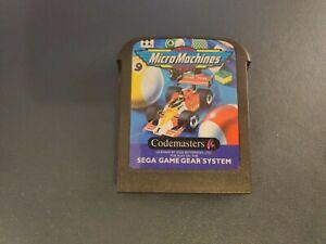 Micro machines Game Gear