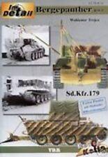 W. Trojca: BERGEPANTHER Teil 2 Ausführung A und G Panzer V Panther / NEU ***